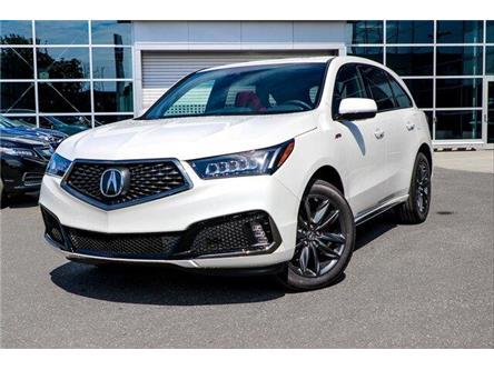 2020 Acura MDX A-Spec (Stk: 18918) in Ottawa - Image 1 of 30