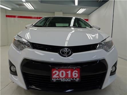 2016 Toyota Corolla S (Stk: 37043U) in Markham - Image 2 of 23
