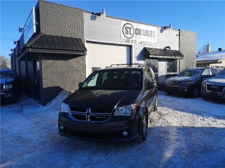 2017 Dodge Grand Caravan Crew (Stk: -) in Winnipeg - Image 1 of 11