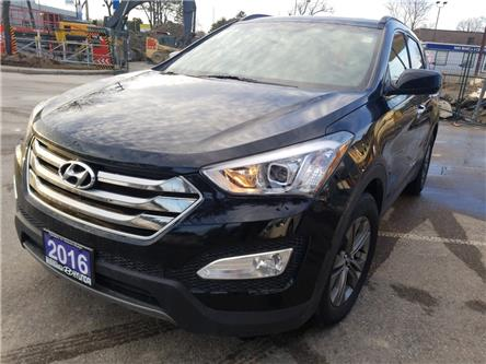 2016 Hyundai Santa Fe Sport  (Stk: OP10614) in Mississauga - Image 1 of 16