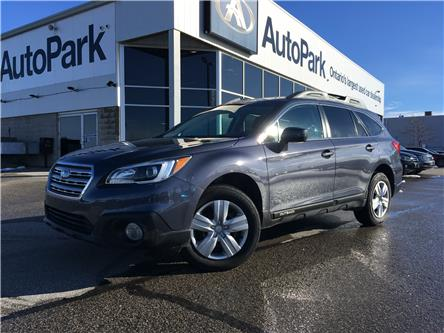 2017 Subaru Outback 2.5i (Stk: 17-41579MB) in Barrie - Image 1 of 25