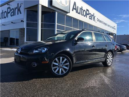 2013 Volkswagen Golf 2.0 TDI Highline (Stk: 13-82882MB) in Barrie - Image 1 of 25