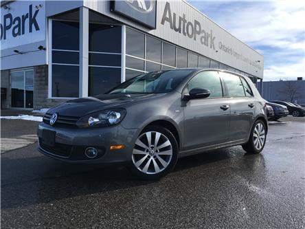 2013 Volkswagen Golf Wolfsburg Edition 2.0 TDI (Stk: 13-27774MB) in Barrie - Image 1 of 25
