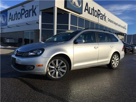 2013 Volkswagen Golf 2.0 TDI Highline (Stk: 13-63065MB) in Barrie - Image 1 of 24