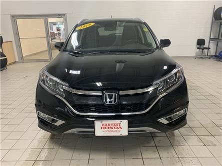 2016 Honda CR-V Touring (Stk: 19611A) in Steinbach - Image 2 of 23