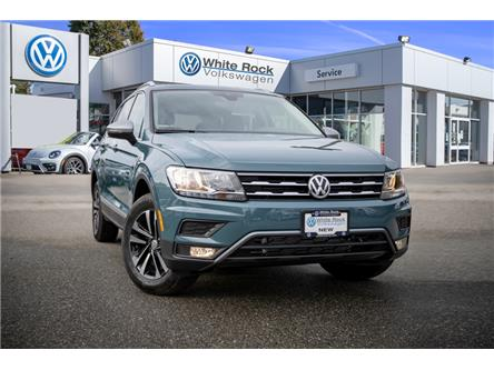 2020 Volkswagen Tiguan IQ Drive (Stk: LT080946) in Vancouver - Image 1 of 25