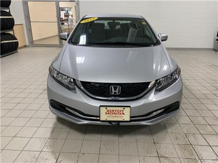 2015 Honda Civic LX (Stk: 20144A) in Steinbach - Image 2 of 15