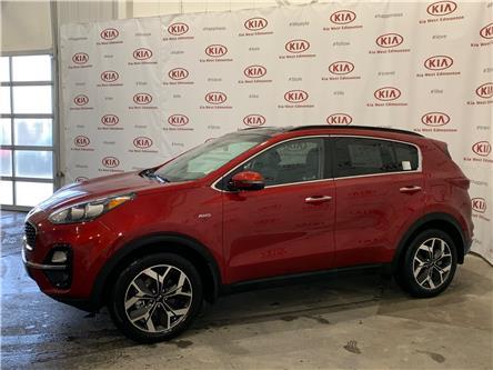 2020 Kia Sportage EX Premium (Stk: 22105) in Edmonton - Image 2 of 29