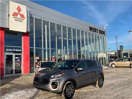 2018 Kia Sportage EX Premium (Stk: BM3695) in Edmonton - Image 1 of 27
