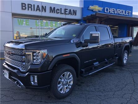 2020 GMC Sierra 3500HD Denali (Stk: M5030-20) in Courtenay - Image 1 of 22