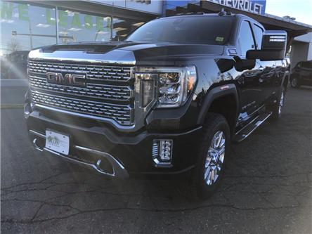 2020 GMC Sierra 3500HD Denali (Stk: M5030-20) in Courtenay - Image 2 of 22