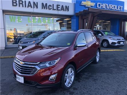 2020 Chevrolet Equinox Premier (Stk: M5032-20) in Courtenay - Image 1 of 19
