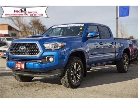 2018 Toyota Tacoma SR5 (Stk: 71651) in Hamilton - Image 1 of 21