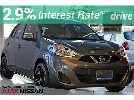 2019 Nissan Micra SV (Stk: U537) in Ajax - Image 1 of 27