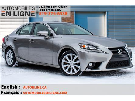 2015 Lexus IS 250 Base (Stk: 017275) in Trois Rivieres - Image 1 of 35