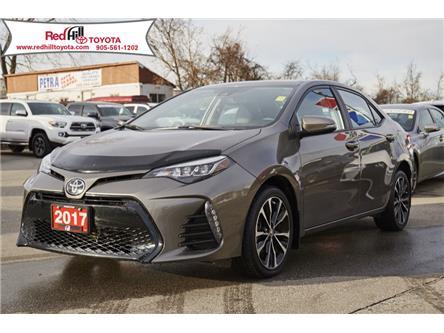 2017 Toyota Corolla SE (Stk: 60771) in Hamilton - Image 1 of 24