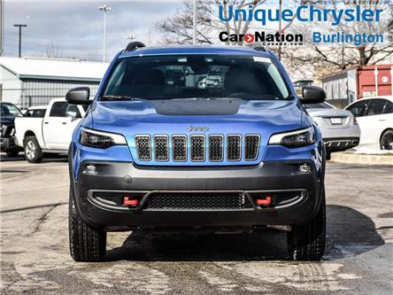 2020 Jeep Cherokee Trailhawk Elite (Stk: L436) in Burlington - Image 2 of 29