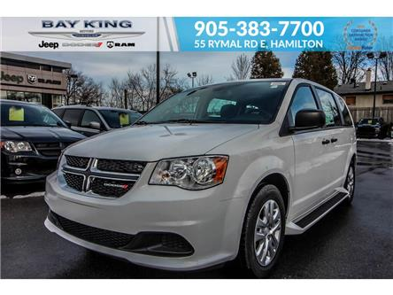 2019 Dodge Grand Caravan 29E Canada Value Package (Stk: 193662) in Hamilton - Image 1 of 15