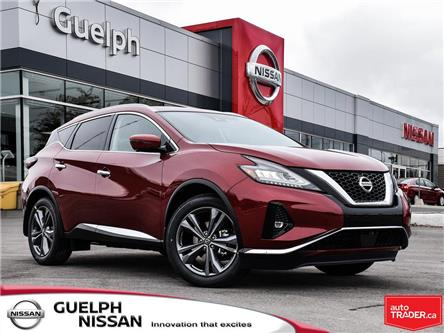 2020 Nissan Murano Platinum (Stk: N20568) in Guelph - Image 1 of 26