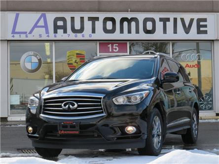 2013 Infiniti JX35 Base (Stk: 3290) in North York - Image 1 of 30