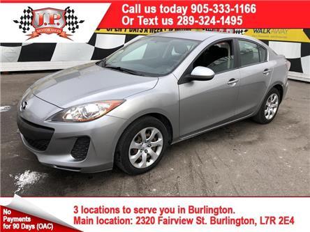 2013 Mazda Mazda3 GX (Stk: 48666) in Burlington - Image 1 of 13