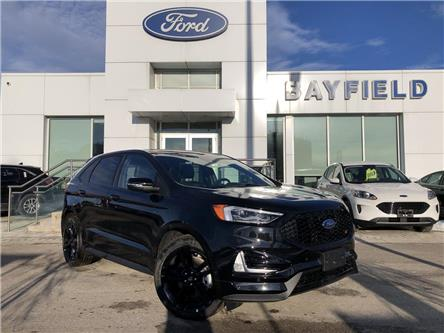 2020 Ford Edge ST (Stk: ED20125) in Barrie - Image 1 of 17