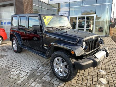 2015 Jeep Wrangler Unlimited Sahara (Stk: 29236B) in East York - Image 2 of 27