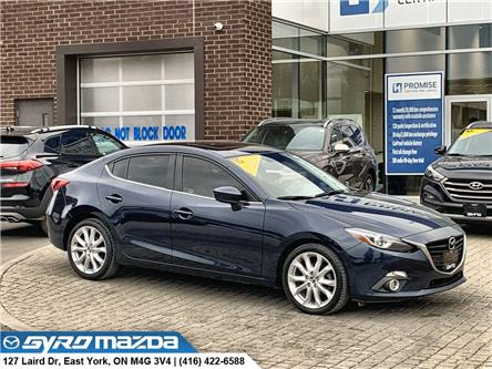 2015 Mazda Mazda3 GT (Stk: 29048A) in East York - Image 1 of 30