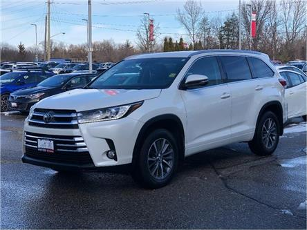 2017 Toyota Highlander XLE (Stk: U3115) in Vaughan - Image 1 of 24