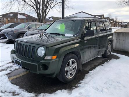 2008 Jeep Patriot Sport/North (Stk: U22619) in Goderich - Image 1 of 17