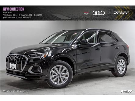 2020 Audi Q3 45 Komfort (Stk: A13013) in Newmarket - Image 1 of 22