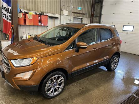 2018 Ford EcoSport Titanium (Stk: 3806D0) in Thunder Bay - Image 1 of 7