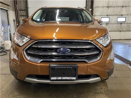2018 Ford EcoSport Titanium (Stk: 3806D0) in Thunder Bay - Image 2 of 7