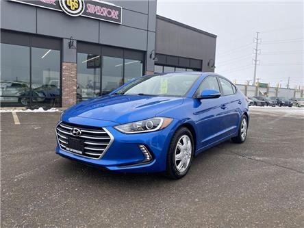2018 Hyundai Elantra  (Stk: 3793A) in Thunder Bay - Image 1 of 7