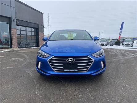 2018 Hyundai Elantra  (Stk: 3793A) in Thunder Bay - Image 2 of 7