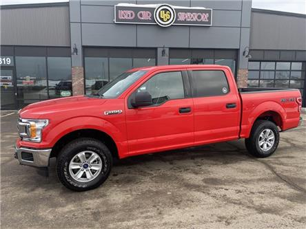 2019 Ford F-150  (Stk: 3857D0) in Thunder Bay - Image 1 of 7