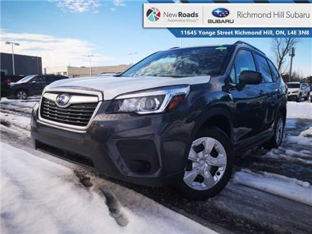 2020 Subaru Forester CVT (Stk: 34276) in RICHMOND HILL - Image 1 of 21