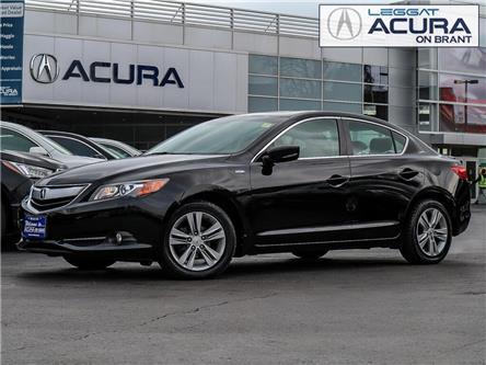 2015 Acura ILX Hybrid Base (Stk: D491) in Burlington - Image 1 of 28