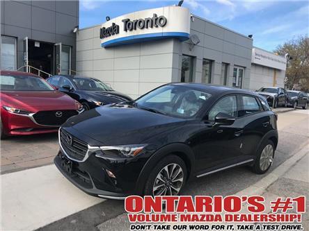 2019 Mazda CX-3 GT DEMO (Stk: DEMO81033) in Toronto - Image 1 of 12