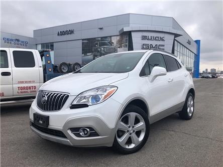 2015 Buick Encore Convenience (Stk: U266245) in Mississauga - Image 1 of 17