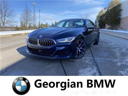 2020 BMW M850 Gran Coupe i xDrive (Stk: B20088) in Barrie - Image 1 of 13