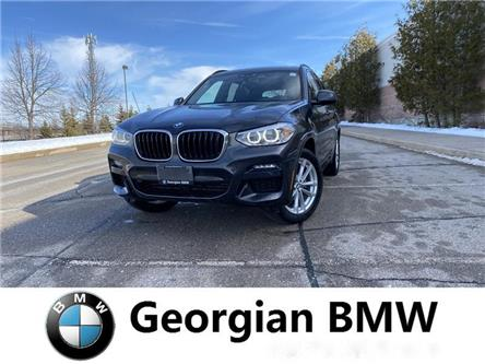 2020 BMW X3 xDrive30i (Stk: B20029) in Barrie - Image 1 of 13