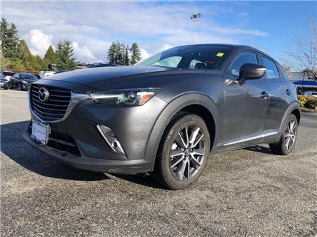 2018 Mazda CX-3 GT (Stk: P4276) in Surrey - Image 1 of 2