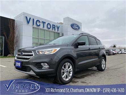2018 Ford Escape SE (Stk: V5020) in Chatham - Image 1 of 22