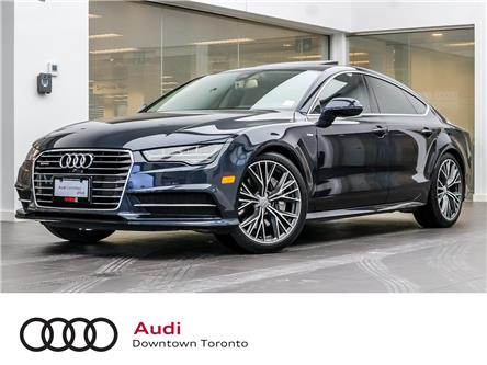 2016 Audi A7 3.0T Technik (Stk: P3609) in Toronto - Image 1 of 31