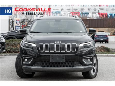 2019 Jeep Cherokee Limited (Stk: 8155PR) in Mississauga - Image 2 of 18