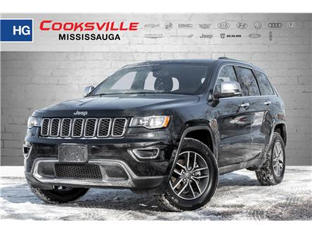 2019 Jeep Grand Cherokee Limited (Stk: 8166PR) in Mississauga - Image 1 of 19