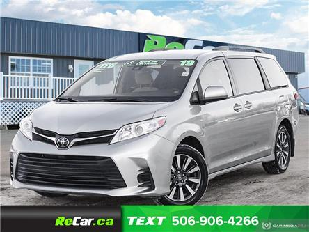 2019 Toyota Sienna LE 7-Passenger (Stk: 200150A) in Saint John - Image 1 of 20
