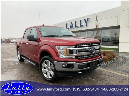 2018 Ford F-150 XLT (Stk: 26142a) in Tilbury - Image 1 of 18