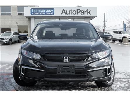 2019 Honda Civic LX (Stk: APR7047) in Mississauga - Image 2 of 18